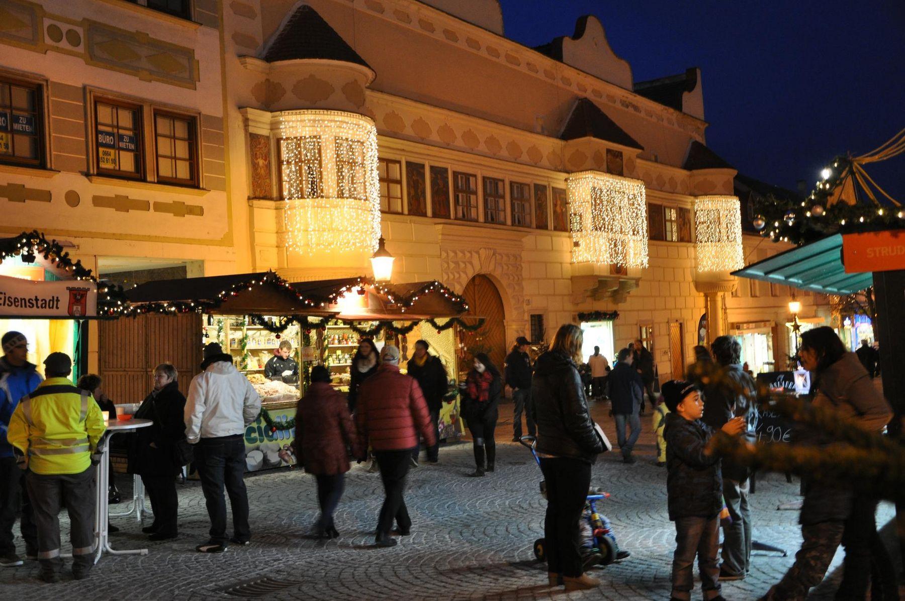 Christkindlmarkt Eisenstadt C Stadtgemeinde Eisenstadt 3