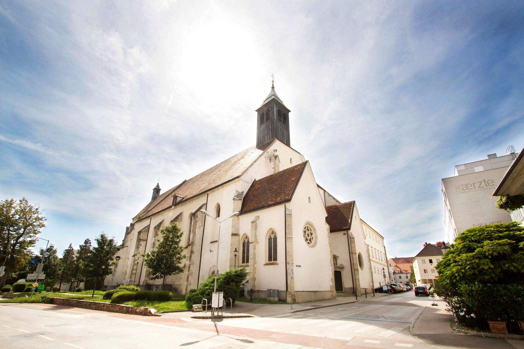 Wiener Neustadt Neukloster c Stadt Wiener Neustad Weller web