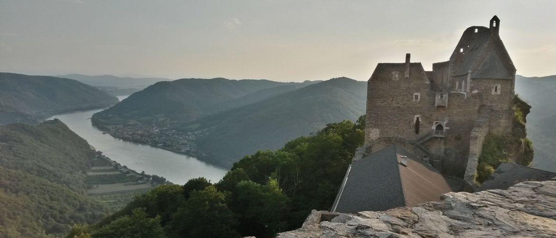 Ruine Aggstein c Donau Niederosterreich 2 web