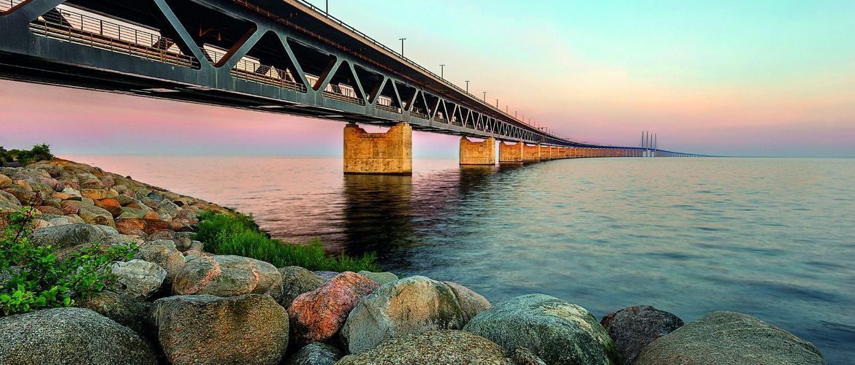 Malmö Oresundbrücke