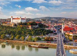 SK_Bratislava_Schloss Bratislava (Pressburg)