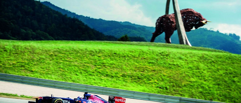 Torro Rosso am Red Bull Ring c Philip Platzer 1