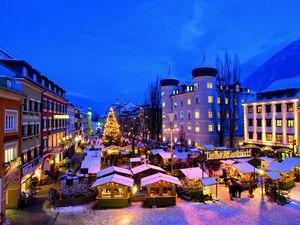 Adventmarkt Lienz TVBOsttirol 848858 TVB Osttirol Profer und Parnter