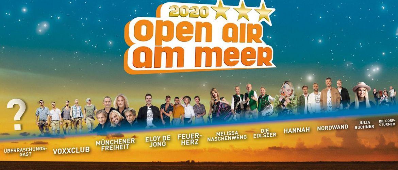 FB Veranstaltung OAAM2020 lineup