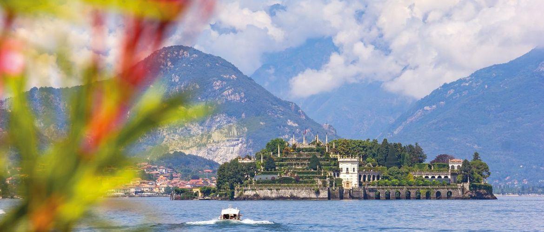 Gardasee Baveno Isola Bella Borromaische Inseln iStock588954186